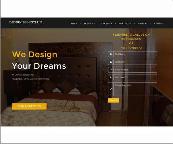 responsive website design services in hyderabad